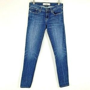 Abercrombie & Fitch Madison Jeans 2S Distressed